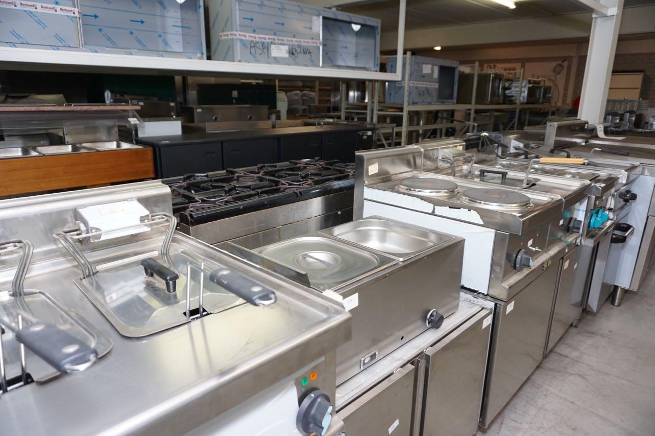 Uw partner in horeca bedrijfskeukens en grootkeukens for Horeca keukens tweedehands
