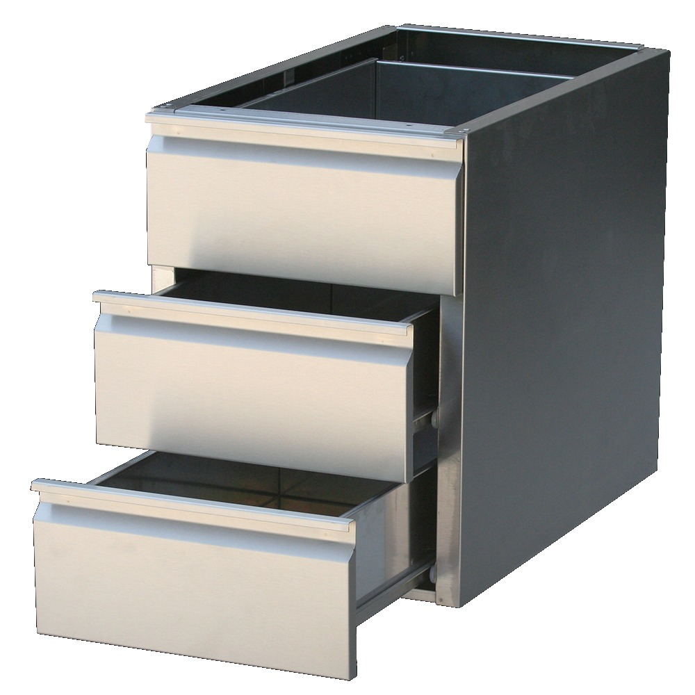 Ladeblok voor werktafels for Ladeblok voor zweefdeurkast