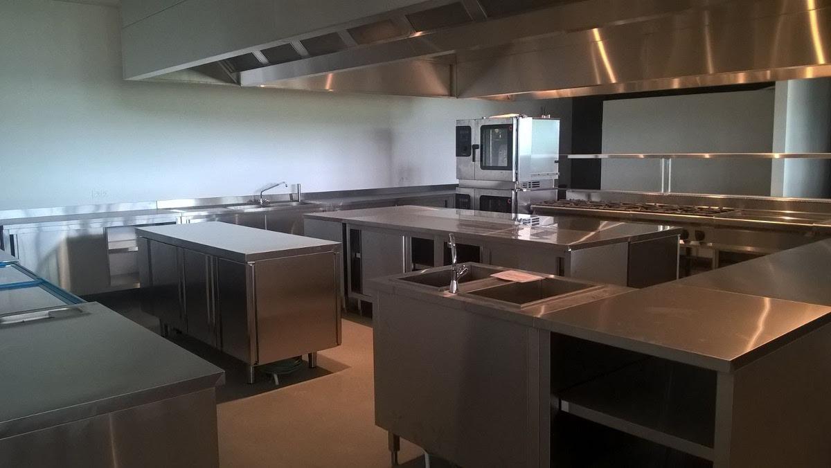 inrichting professionele keuken : Uw Partner In Horeca Bedrijfskeukens En Grootkeukens Vanal Be