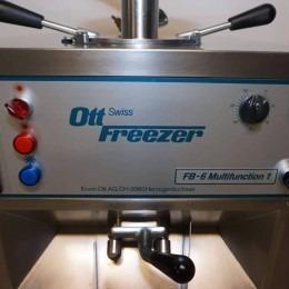 OTT Freezer tweedehands roomijs machine verkrijgbaar bij Vanal Antwerpen Brecht